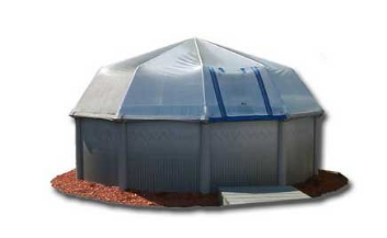 24' Above Ground Sun Dome