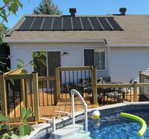 18-2X12' SunQuest Complete System with Roof Kits